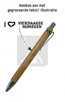 Pen Bamboo Nijmegen