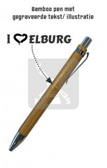 Pen Bamboo Elburg