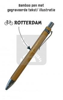 Pen Bamboo Rotterdam