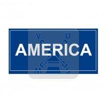 Bord alum. America