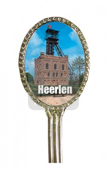 Lepeltje ovaal Heerlen