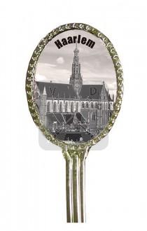 Lepeltje ovaal Haarlem
