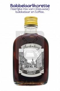 Drankflesje Aardenburg babbelaar