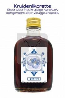 Drankflesje Giethoorn kruiden
