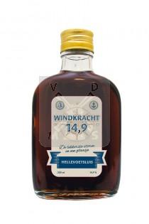 Drankflesje Windkracht 14.9 Hellevoetsluis