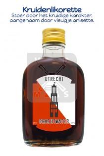 Drankflesje Utrecht kruidenlikorette