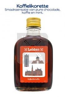 Drankflesje Leiden koffielikorette