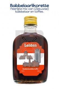 drankflesje Leiden babbelaarlikorette