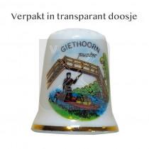 Vingerhoedje Keramiek Giethoorn