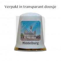 Vingerhoedje Porselein Middelburg