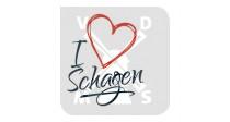 Mok 6oz I Love Schagen