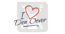 Mok 6oz I Love Den Oever