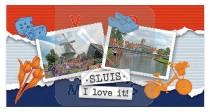 Mok 10oz I Love Sluis