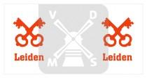 Mok 10 oz Leiden