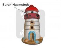 Vuurtoren keramiek Burgh Haamstede (3341681&)