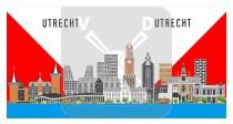 Mok 10oz Utrecht