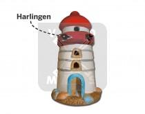 Vuurtoren keramiek Harlingen (3341681&)
