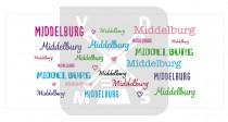 Mok 11oz Middelburg