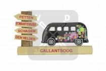 Magneet Callantsoog vw busje
