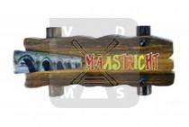 Houten Magneet Maastricht