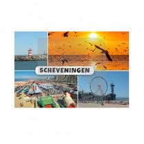 Fotomagneet Scheveningen
