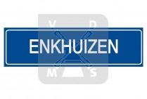 Fotomagneet panorama Enkhuizen
