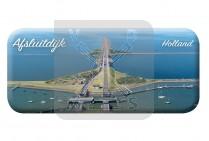 Magneet Panorama dom. Afsluitdijk