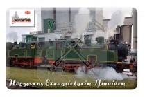 Magneet Doming Stoomtrein IJmuiden