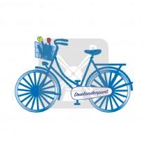 Magneet fiets Vaals