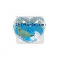 Magneet hart olie zeehond St Maartenszee (3403440&)