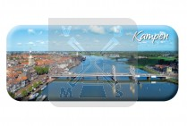 Magneet panorama doming Kampen