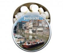 Blikje rond Dordrecht pepermunt