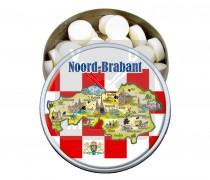 Blikje rond Brabant pepermunt