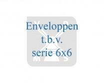 Enveloppen T.B.V. 6x6 Kaarten