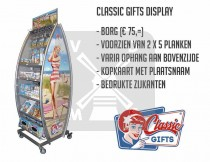 Display Classic Gifts