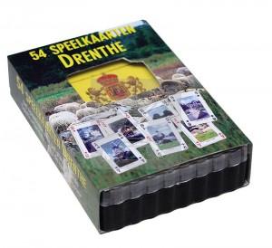 Speelkaarten Drenthe