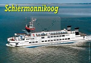 Fotomagneet Schiermonnikoog