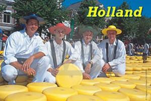 Fotomagneet Holland