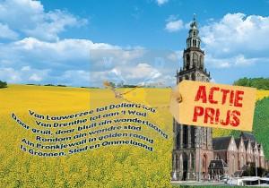 Acryl Magneet Groningen