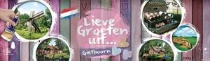 Giethoorn Snoep Lieve Groeten