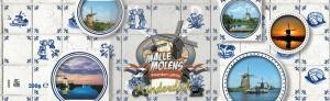 Kinderdijk Snoep Malle Molens