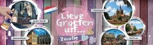 Zwolle Snoep Groetjes Uit