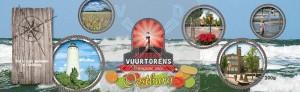 Oostburg Snoep Vuurtorens