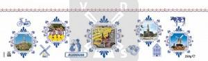Blik Stroopwafels Alkmaar
