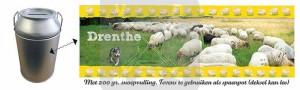 Melkbus Drenthe