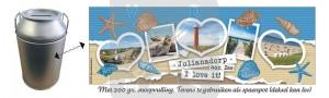 Melkbus Julianadorp aan Zee Sweet memories