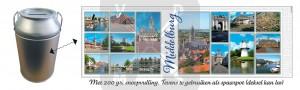 Melkbus Middelburg muntdrop