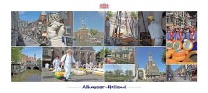 Panoramakaart Alkmaar