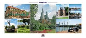 Panoramakaart Kampen