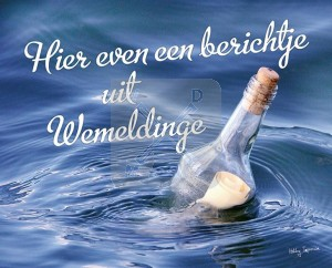 Hc Wemeldinge Berichtje Fles